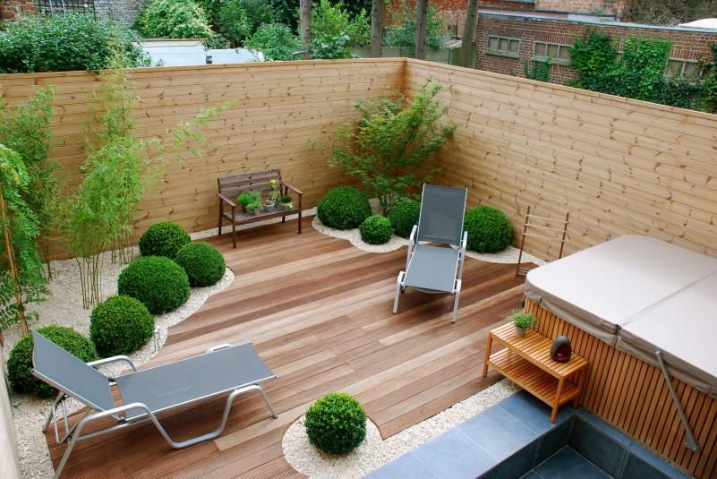 De telder tuinen op tuinarchitect for Tuinarchitect gent